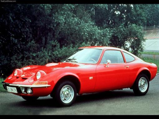 1968 Opel GT